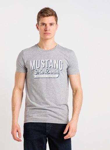 Mustang Tişört Füme